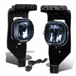 05-07 Ford F250 F350 F450 Superduty/Excursion Smoked Lens OE Bumper Driving Fog Light+Switch