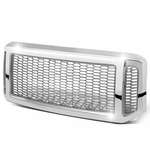 05-07 Ford Super Duty ABS Badgeless Honeycomb Mesh Front Grille