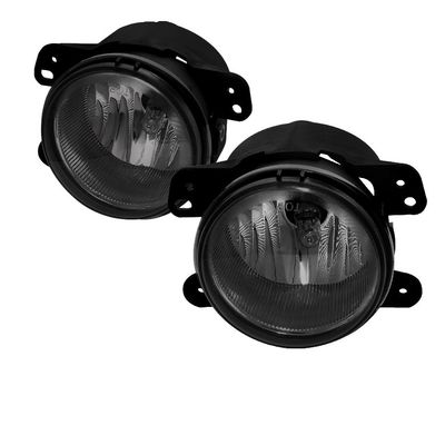 05-08 Ford Mustang OEM Fog Light - Smoked With Relay & Switch