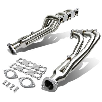 05-08 Nissan Fronter / Pathfinder / Xterra V6 Stainless Steel Racing Exhaust Manifold Header