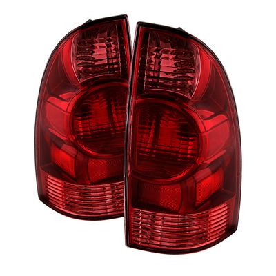 05-08 Toyota Tacoma OEM Style Replacement Tail Lights - Pair