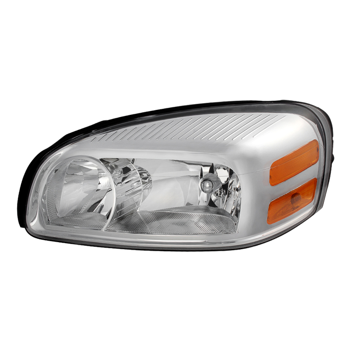 05 09 Chevy Uplander 05 07 Buick Terraza Replacement Headlights Driver Side