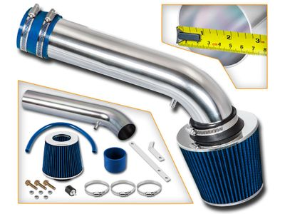05-09 Chrysler 300 2.7L V6 Short Ram Air Intake Kit - Blue