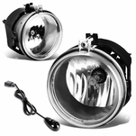 05-09 Dodge Charger Factory Style Fog Lights - Clear