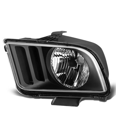 05-09 Ford Mustang Left OE Style Headlight Headamp Replacement FO2502215