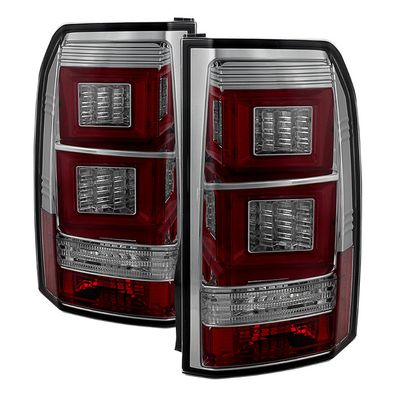 05-09 Land Rover Discovery 3 LR3 Performance LED Tail Lights - Smoked