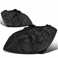 05-10 Chevy Cobalt / Pontiac G5 Factory Style Replacement Headlights Smoked Clear