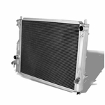 05-10 Ford Mustang Mt Manual Tri Core High Capacity Race 3-Row Cooling Radiator
