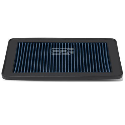 05-10 Honda Odyssey / Pilot Reusable & Washable Replacement High Flow Drop-in Air Filter (Blue)