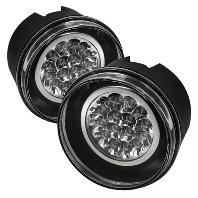 05-10 Jeep Grand Cherokee / Commander / Dakota / Durango LED Fog Lights