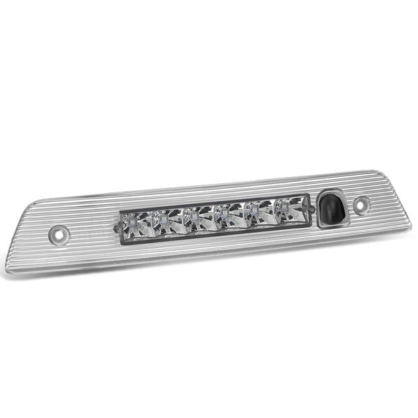 05-10 Jeep Grand Cherokee LED Third Brake Light - Chrome