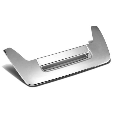 05-10 Nissan Frontier  Tail Gate Exterior Door Handle Cover without Keyhole (Chrome)