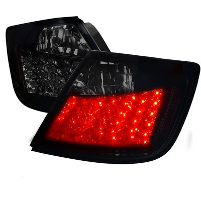 05-10 Scion tC Performance LED Tail Lights - Glossy Black