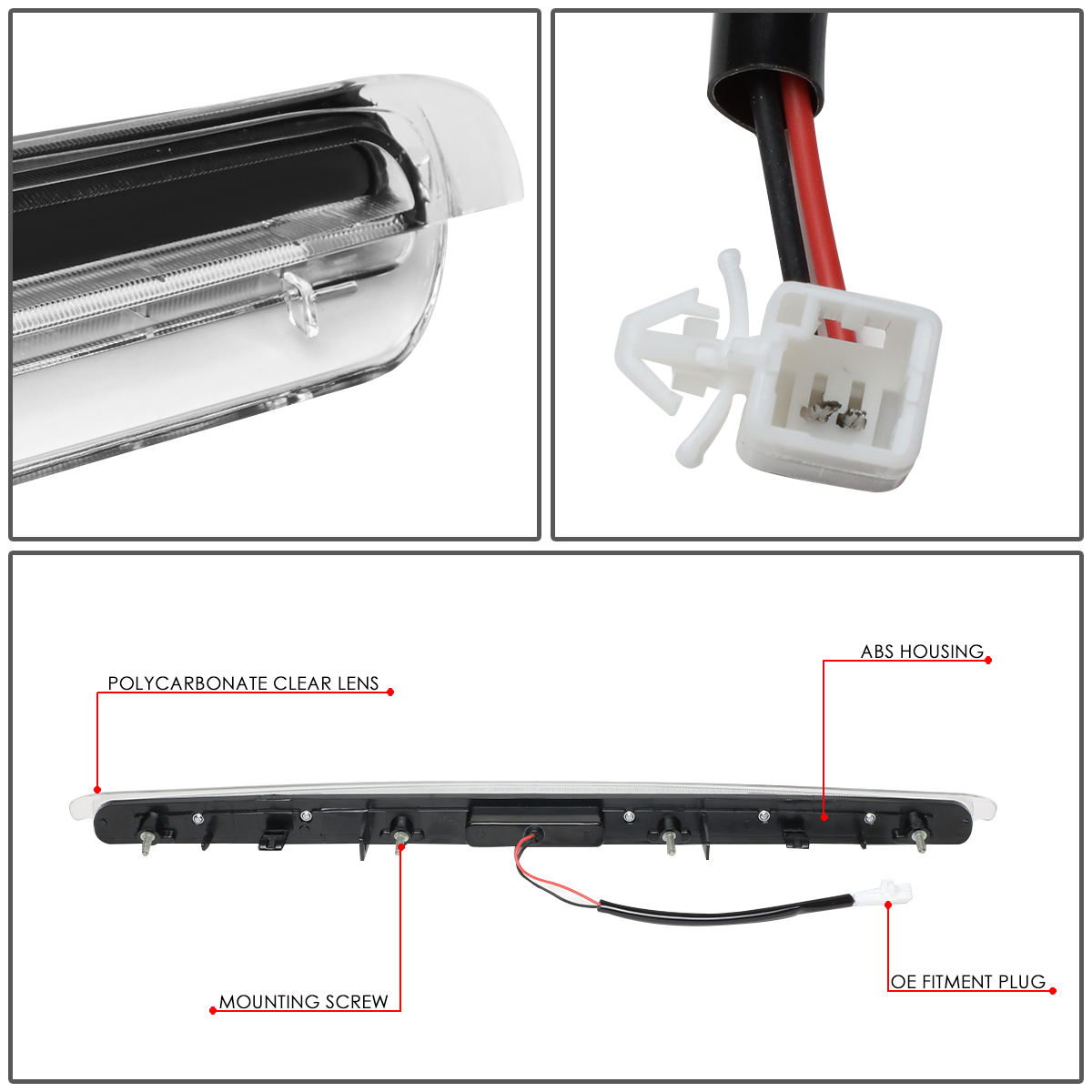 New Rear TAIL GATE HANDLE For Scion tC WITHOUT POWER OPENER