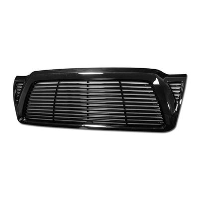 05-10 Toyota Tacoma Bolt-on Front Bumper Mesh Grill / Grille Guard - Black