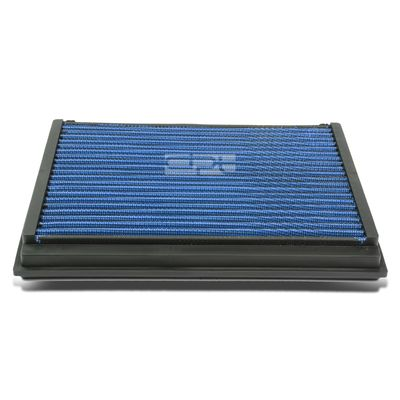 05-11 Volvo V50 / S60 / S40 / C70 / C30 2.5L Reusable & Washable Replacement High Flow Drop-in Air Filter (Blue)