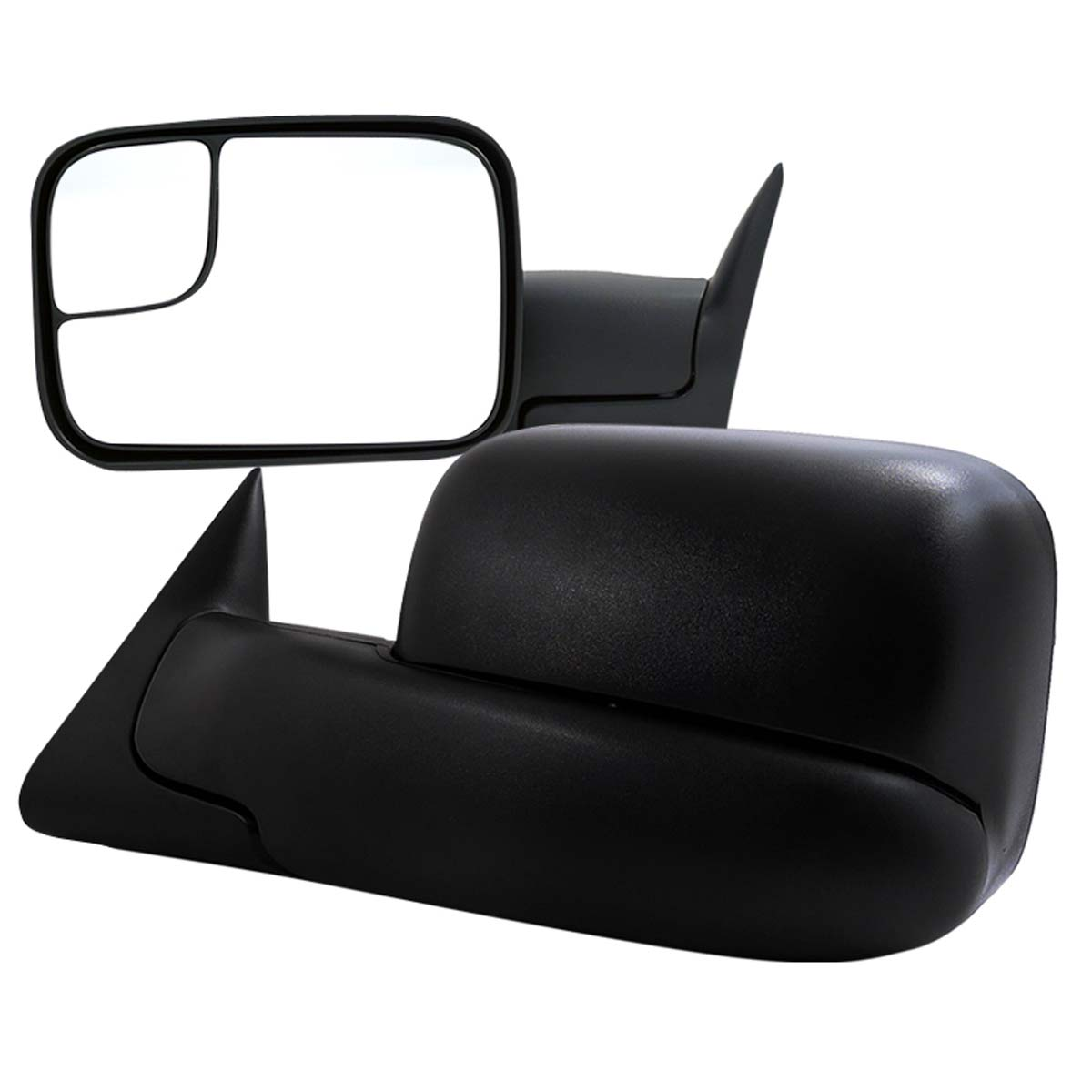 05 13 Toyota Tacoma Power Adjust Telescoping Towing Mirrors Pair
