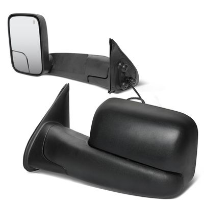 05-15 Toyota Tacoma [Power Adjust + Heated] Side Towing Mirrors Pair