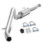 "05-15 Toyota Tacoma 4.0L 2.5"" Muffler Catback Exhaust System - 2nd gen"