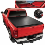05-15 Toyota Tacoma 5Ft Lock&Roll-Up Pickup Truck Bed Soft Tonneau Cover