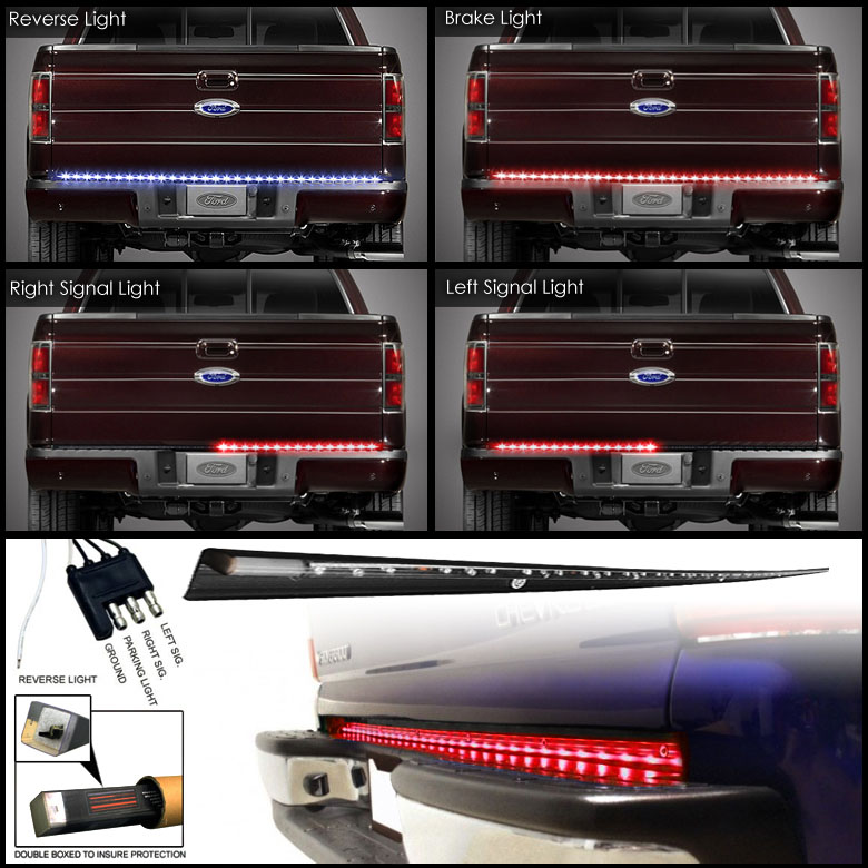 05 15 toyota ta a facelift style led tail lights red Toyota Rear Lights
