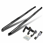 "05-16 Toyota Tacoma Access (Extended) Cab Models 3"" Side Step Nerf Bar Running Board - Black"