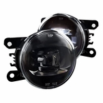 05-17 Ford Mustang NON-GT Model LED Replacement Fog Lights - Clear