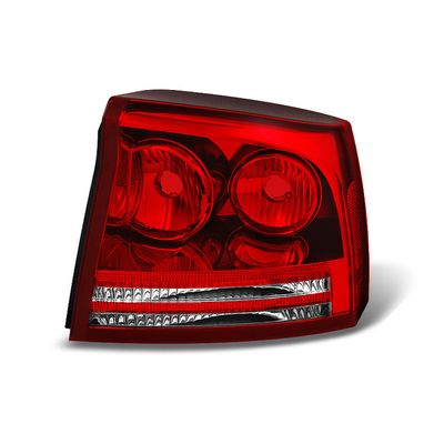 06-08 Dodge Charger OEM Style Replacement Tail Lights - Passenger Side