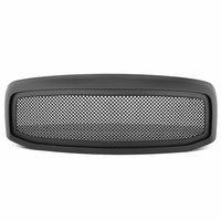 06-08 Dodge RAM [Mesh Style] Replace ABS Front Grille - Black