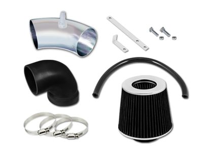 06-08 Honda FIT / Jazz 1.5L L4 Short Ram Air Intake Kit - Black
