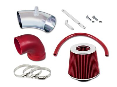 06-08 Honda FIT / Jazz 1.5L L4 Short Ram Air Intake Kit - Red