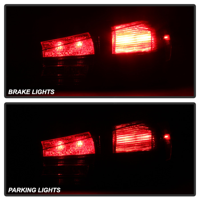 06 08 Lexus Is250 Is350 Is F 08 09 Oem Style Tail Lights