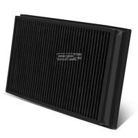 06-09 Land Rover Range Rover 4.2L / 4.4L Reusable & Washable Replacement High Flow Drop-in Air Filter (Black)