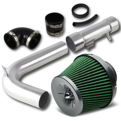06-09 Mazda Miata MX-5 Performance Cold Air Intake - Carbon Green Filter