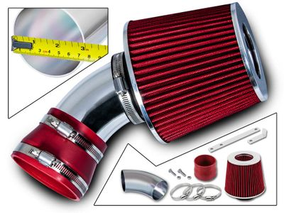 06-09 Pontiac G6 3.9L V6 Short Ram Air Intake Kit - Red