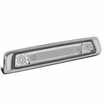 06-10 Jeep Commander 3D LED Bar 3rd Tail Brake Light - Clear