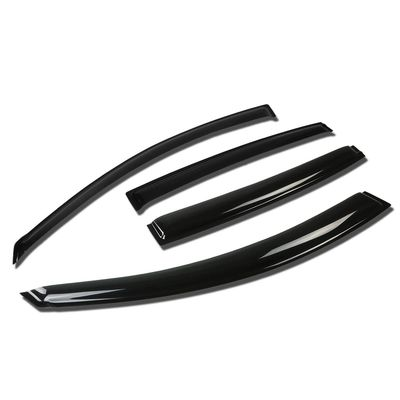 06-10 Volkswagen Jetta Smoke Tint Side Window Visor Shade / Deflector