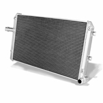 06-10 Vw Golf Gti Mk5 A5 Mt Dual Core High Capacity Race 2-Row Cooling Radiator