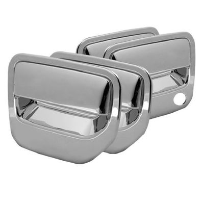 06-11 HONDA RIDGELINE CHROME DOOR HANDLE COVERS
