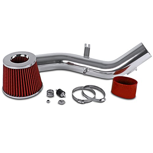 RED COLD AIR INTAKE KIT fit 2006-2011 LEXUS IS250 2.5L IS350 3.5L ENGINE