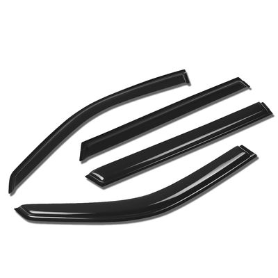 06-12 BMW 325XI / 328I Wagon Tape-On Window Visor Deflector Rain Guard (4PC)