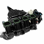 06-12 Ford Focus OE Style Engine Inlet Intake Manifold Complete 4M5G9424FT