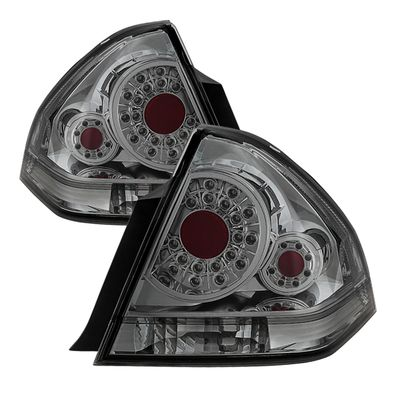 06-13 Chevy Impala Performance LED Tail Lights - Smoked