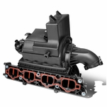 06-17 Opel Astra Cruze Excelle XT 1.6L Engine Intake Manifold Replacement