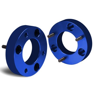 "06-18 Dodge RAM 1500 Blue 2"" Front Spacers Strut Top Mount Leveling Lift Kit"