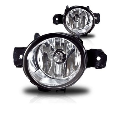 07-08 BMW X5 E70 OEM Style Replacement Fog Lights - Clear