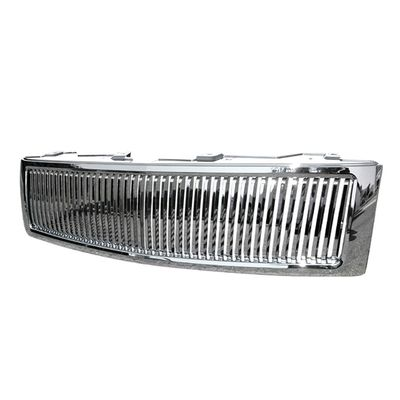 07-08 Chevy Silverado Vertical Grille Chrome