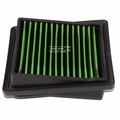 07-08 Honda Fit 1.5L Reusable & Washable Replacement High Flow Air Filter (Green) - L15A