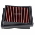 07-08 Honda Fit 1.5L Reusable & Washable Replacement High Flow Air Filter (Red) - L15A