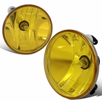 07-09 GMC Yukon Sierra / Chevy Suburban Silverado Yellow Lens Fog Lights